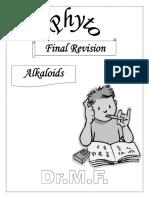 All Alkaloids Final 2015 General