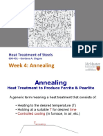 Heat Treatment, 4. Annealing