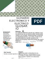 Glosario Electronica