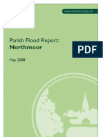 Northmoor Flood Report