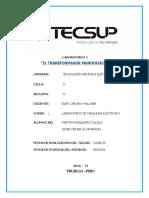 Laboratorio 1 Transformador Monofasico MARTINmm