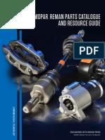 Reman Parts Catalogue En
