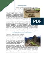 Huaca El Paraiso