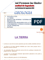 Geologia - Clase II -A