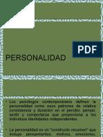teorias psicodinámicas personalidad