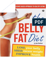 The Belly Fat Diet Lose Your Belly, Shed Excess Weight, Improve Health.epub