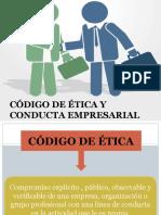 Código de Ética y Conducta Empresarial
