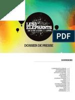 festival les 3 Eléphants 2010