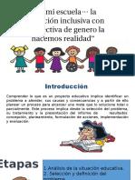 Como Es El Proyecto educativo