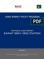 500kv Rawat Pakistan audit report