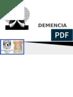 63.- Demencia