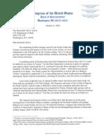 2016-10-11 Rep. Lieu Letter to Sec. John Kerry - Yemen