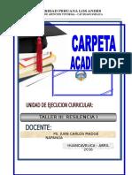 CARPETA DE TALLER DE RESILENCIA.doc