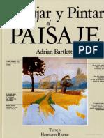 Dibujar y Pintar El Paisaje. Blume