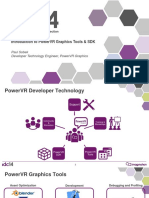1 Introduction to PowerVR Graphics Tools and SDK