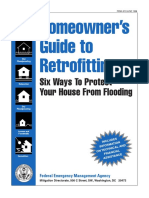 FEMA 1998 Homeowners Retrofitting-Flooding 173p