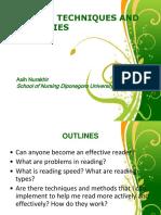 EFN2_MrNur_Reading Techniques and Strategies