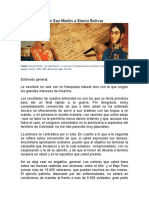 Carta de José de San Martín a Simón Bolívar.docx