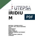 Iridium Completo
