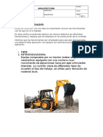 HERRAMIENTAS Y EQUIPOS DE CONSTRUCCIÓN