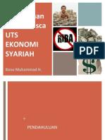 Sharia Economics