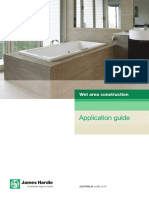 20160531aa8900-Wet Area Construction Application Guide June 2016