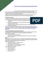 Program Drainase Drainase Konvensional Dan Drainase Ramah Lingkungan