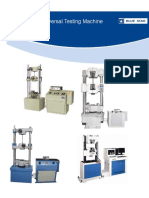 Universal Testing Machine - BS Series