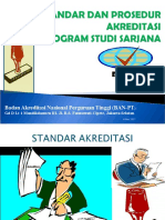 Sosialisasi Standar Dan Prosedur Akreditasi