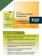 092 Cooperative Strategic Management