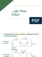Filter Design 2