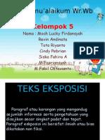 B.indonesia Teks Eksposisi