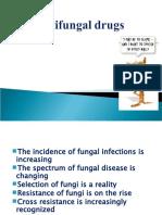 Anti Fungals