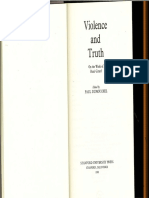 Dumouchel 1988 Violence and Truth on the Work of Rene Girard