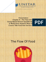 the flow of food