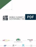 Carta Mundial de Turismo Sostenible 20