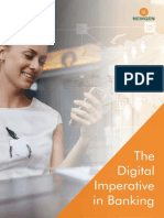 Digital Imperative in Banking