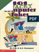 101 Wacky Computer Jokes (1998)