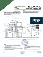 Water Cooler Submittal MRO AFG MEP MAT 00014_01