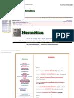 Revista Hermética Numero 10 - Octubre 04