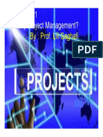 Lec01 Why Project Management