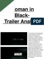 Woman in Black Trailer Analysis