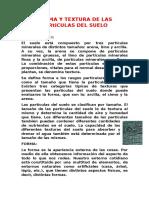 FORMA Y TEXTURA DE LAS PARtiCULAS DEL SUELO.docx