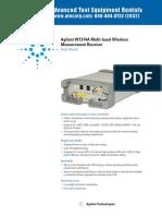Agilent-W1314A Datasheet 3