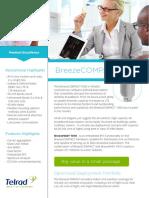 BreezeCOMPACT1000 Datasheet