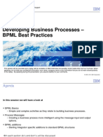 Developing Business Processes - BPML Best Practices(1)