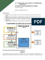 Central de esterilización y servicio de programacion del HUHMP