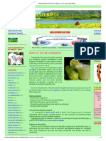 Vindecare Naturista _ Dieta Cu Suc de Castraveti