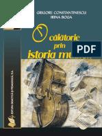calatorie in istoria muzicii,  Grigore Constantinescu+ Irina Boga