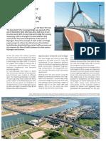 BauPortal New Bridge Over the River Waal - A Historic Crossing En